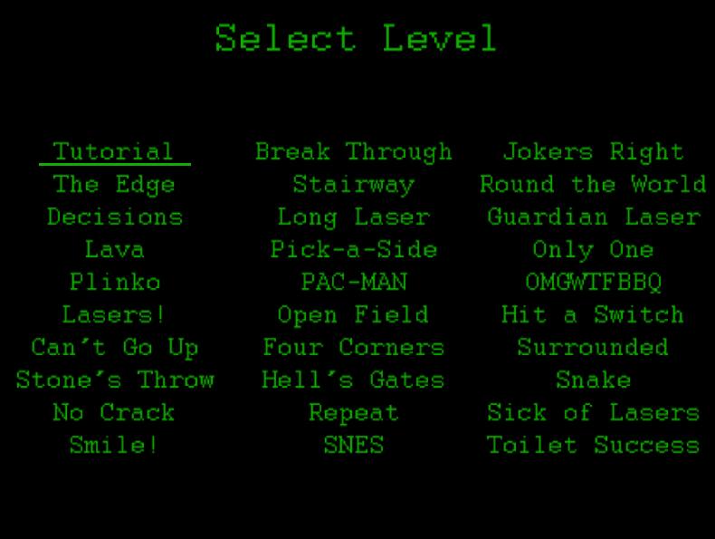 LevelSelect